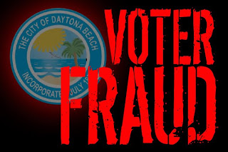 Voter Fraud in the Daytona Beach City Commission Election