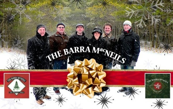 Barra MacNeils Christmas Tour 2010: Tour Blog