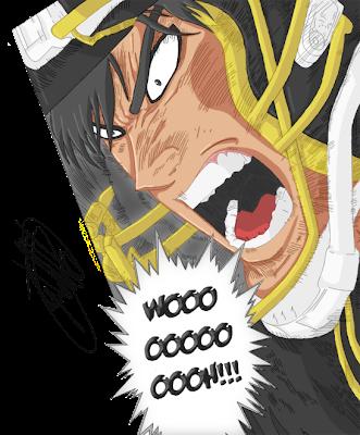 Ilustracao Do Personagem Yamato Takeru Manga Eyeshield 21