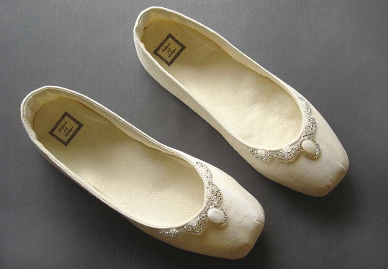 elephant and chickpea wedding ballerina flat room shoes. Black Bedroom Furniture Sets. Home Design Ideas