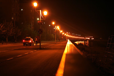 noaptea dunare strada