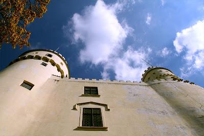 castele cehia