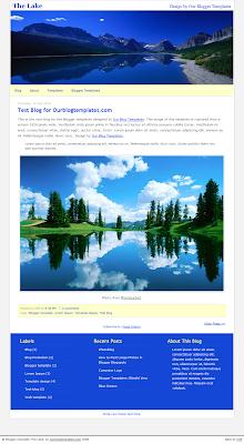 template pentru photoblog