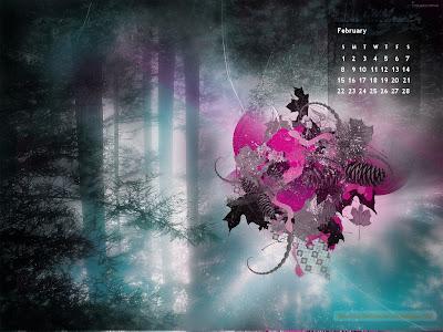 imagine calendar februarie