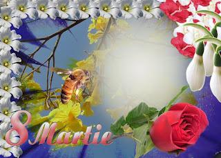 felicitari martie