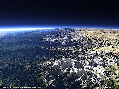 poze imagini wallpapere Munţii Himalaya