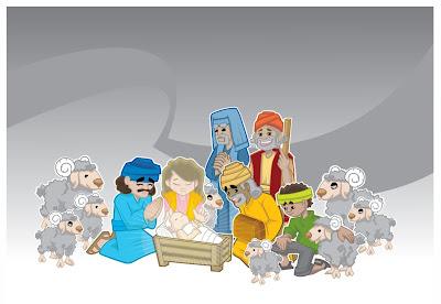 Cei trei Crai si Isus  Mesia