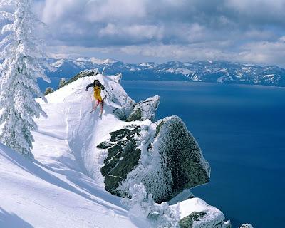 imagini ski