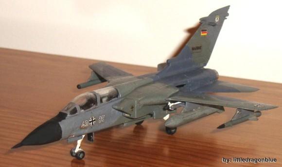 Caça-Bombardeiro - Panavia Tornado GR Mk.1