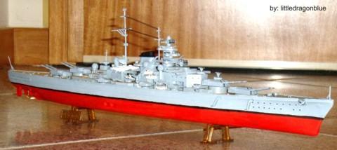 Couraçado - Tirpitz