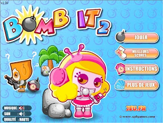 capture d'écran jeu Bomb It 2
