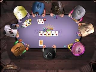 capture d'écran du jeu Governor of Poker