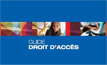 image de couverture du guide Droit d'accès de la CNIL