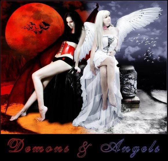 Unholy Confessions: Anjos E Demonios