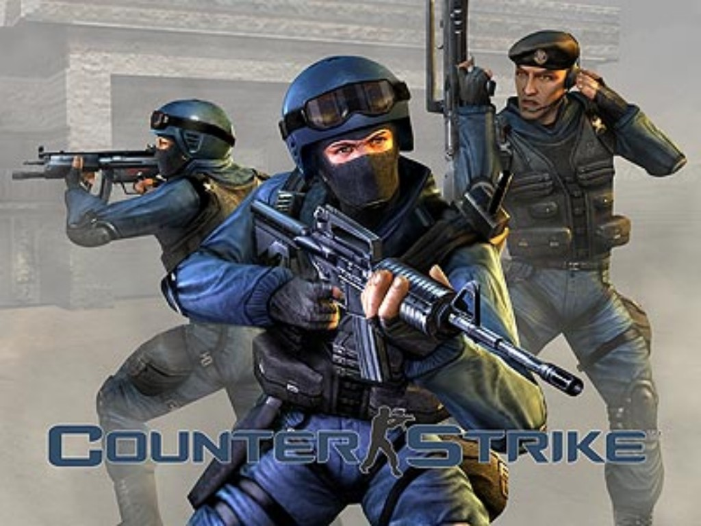 Counter Strike: Source where you choose from