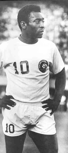 a biography of edison arantes do nascimento a former brazilian football player Edison arantes do nascimento biography of sam raimi (as he was known in football), was a professional player in the brazilian state of são paulo.