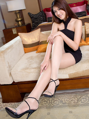 Sexy long legs beauty secretary,sexy long stockings
