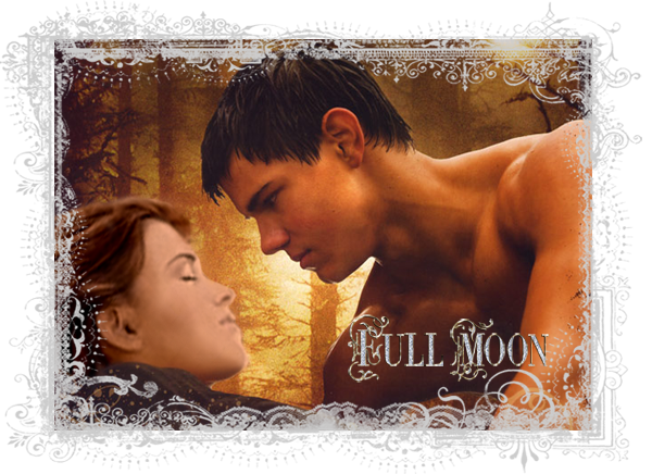 Full Moon - Jacob & Nessie