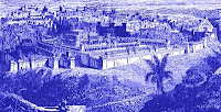 Jerusalem Upon Mount Zion