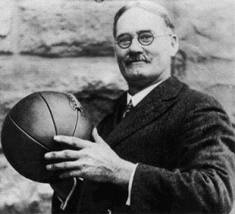 a brief history of basketball a game invented by dr james naismith If you don't know history, then you don't know anything dr james  james naismith invented game of basketball using peach basket in  during his brief.