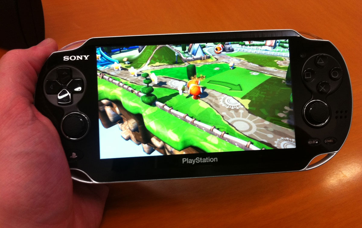 Sony NGP hands-on: is Sony back in the game? | Technology | The ...