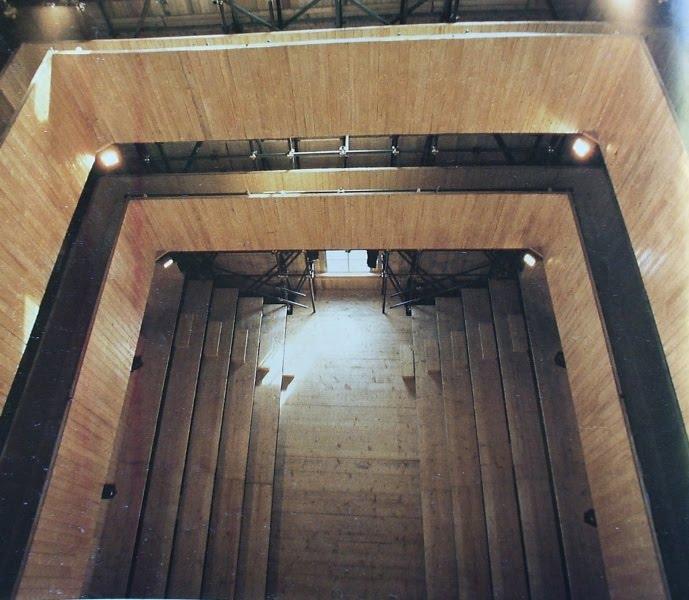 AVB Blog  Taller de Arquitectura  Buenos Aires : ALDO ROSSI-Teatro del m...