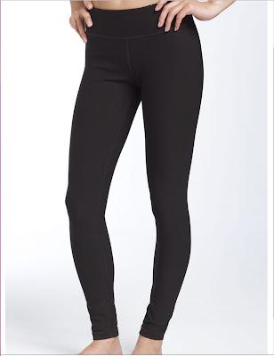 ZELLA Nordstrom Black Reversible Yoga Legging Athletic Small FASHION HAVEN