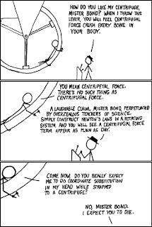Cartoon from http://xkcd.com/