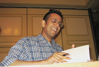 Simon Singh - photo by Steve Trigg from Wikipedia Commons