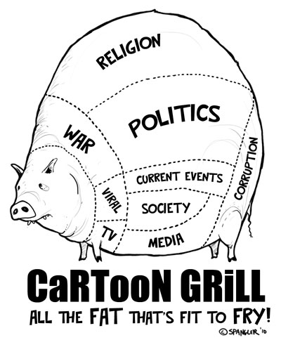 The Cartoon Grill