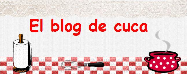 El blog de cuca