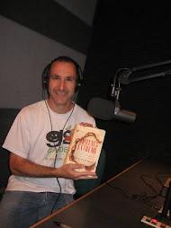 Rick Wartzman in KPFK studios