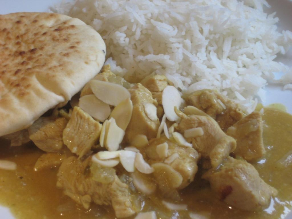 the goddesss kitchen light chicken korma light chicken korma forumfinder Image collections