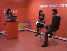 ENTREVISTA TERRA TV