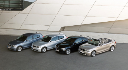 BMW 1-Series Evolution Over The Years – BMW 1-Series M Coupe ...