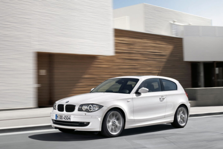 2008 BMW 1-Series 3-door. As a successor to the BMW 3-Series Compact,