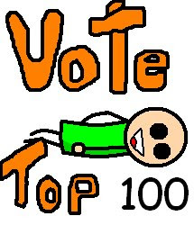 Vote Tirinhas Tirada Top 100