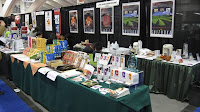 We exhibited our award-winning Japanese green teas; Genmaicha, Sencha, and Hojicha at the Winter Fancy Food show in 2010