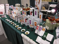 At the Northwest Tea Festival in 2009 we brought along our Genmaicha, Sencha, and Hojicha Japanese green teas