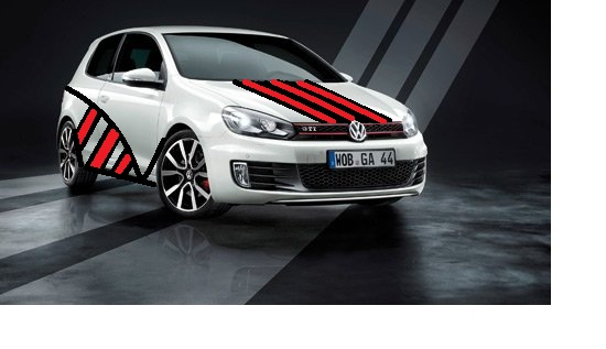carspasion golf gti adidas. Black Bedroom Furniture Sets. Home Design Ideas
