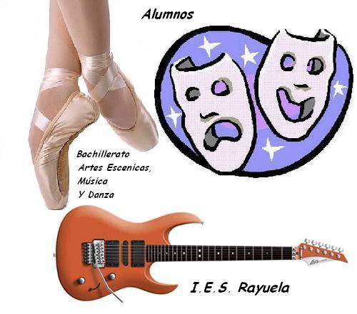 Alumnos de Artes Escenicas, Música y Danza I.E.S. Rayuela Mostoles
