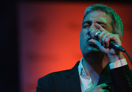 Taylor Hicks in Manila