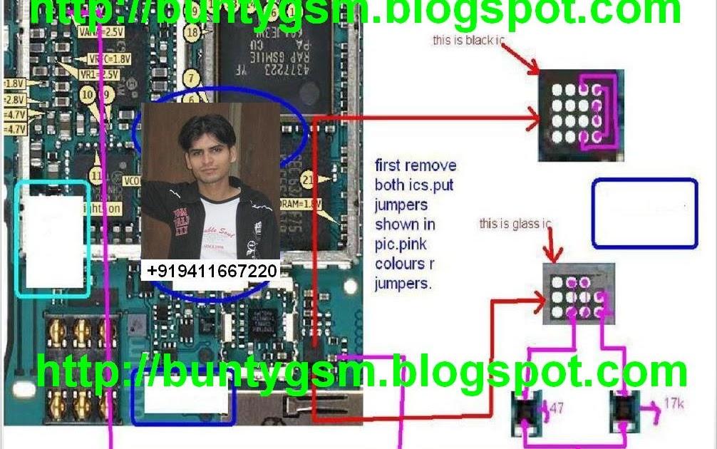 Nokia 3110 Mmc Memory Card Ic Jumper Solution Problem