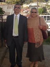 Pastor Humberto Cerda Riquelme y Pastora Aldina Parra Parra