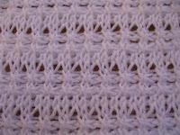 Mayra's Creations: Alexandra Scarf - Tunisian Crochet