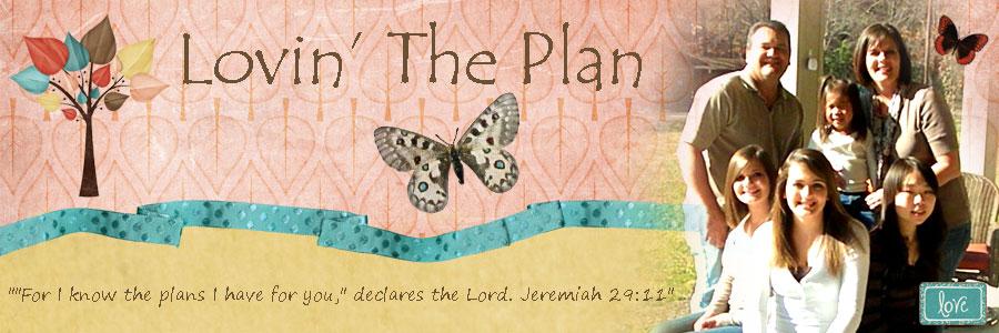 Lovin' The Plan