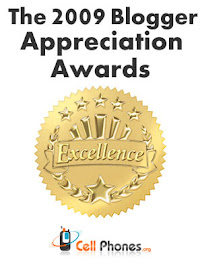 2009 Blogger Appreciation Award