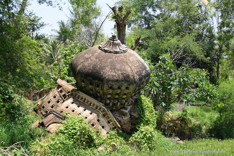 Fallen dome