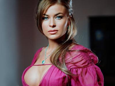Carmen Electra Sexy Wallpaper