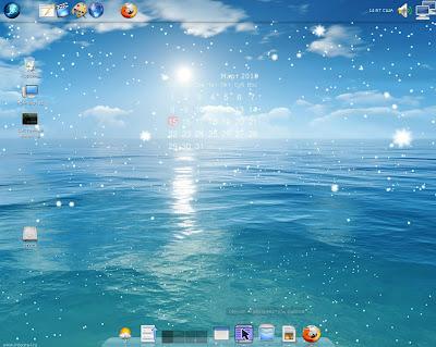 Синяя птица (Сиалия) 10.3 - Ubuntu 2010 Test-1034